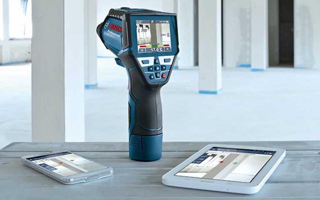 Conectividad: cómo usar apps para una cámara de temperatura o termodetector