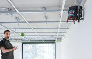 Conectividad: control inteligente de un nivel láser combinado