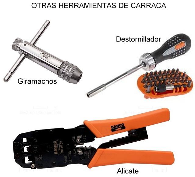 Crique - otras herramientas relacionadas