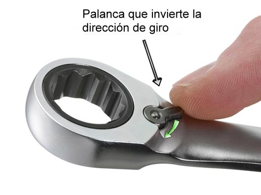 Crique - palanca