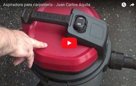 ¿Cómo trabajar con una aspiradora en el taller de carpintería?