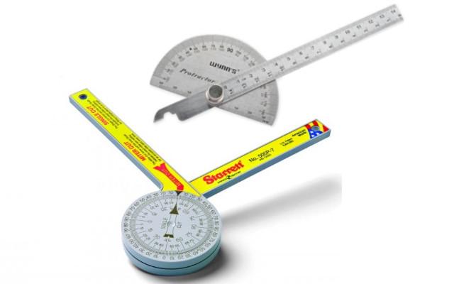 Goniómetros o inclinómetros digitales
