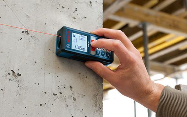 medidores de distancia láser