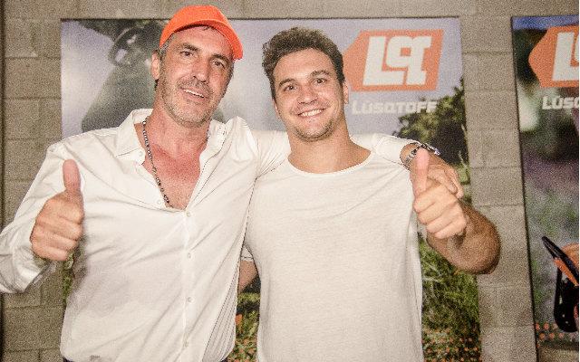 Ricardo y Thomas Martinoglio