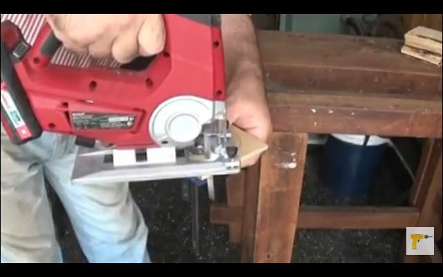 Cómo hacer lámparas de madera