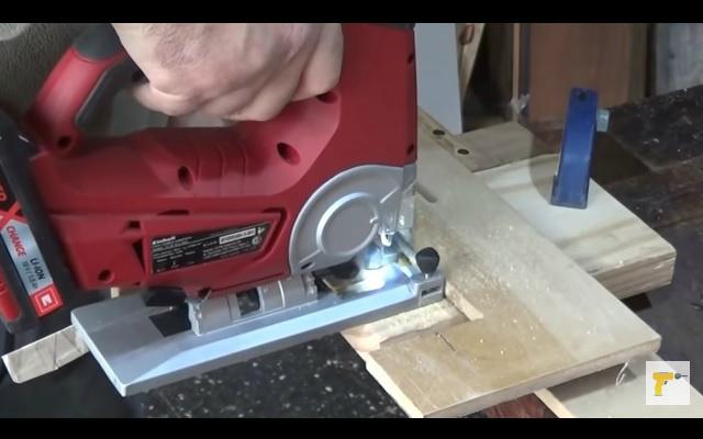 Cómo hacer uniones finger para madera