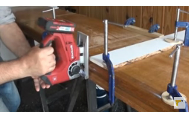Reparar mueble de madera