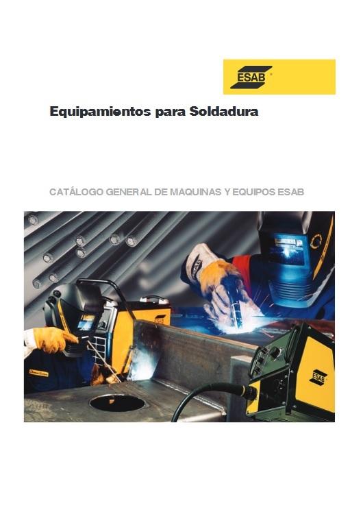 Catálogo de Herramientas – ESAB – 2018
