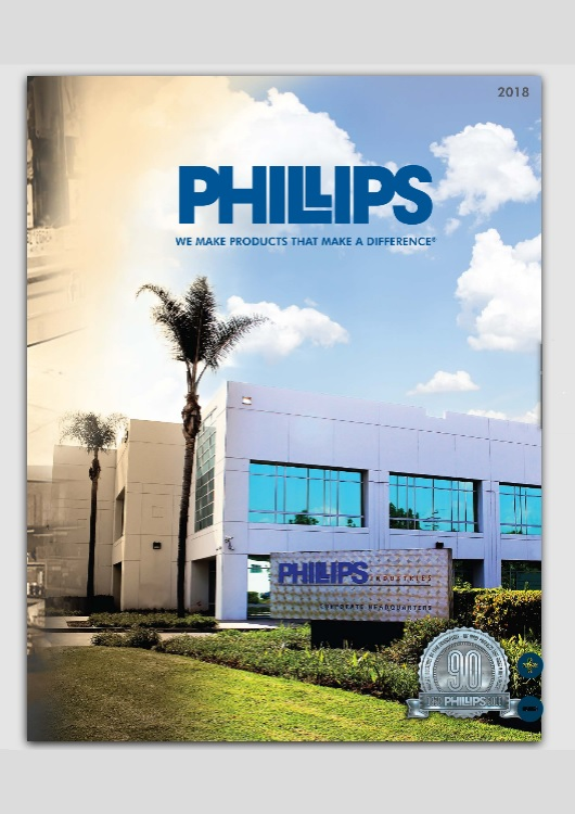 Catálogo de Herramientas Phillips – 2018