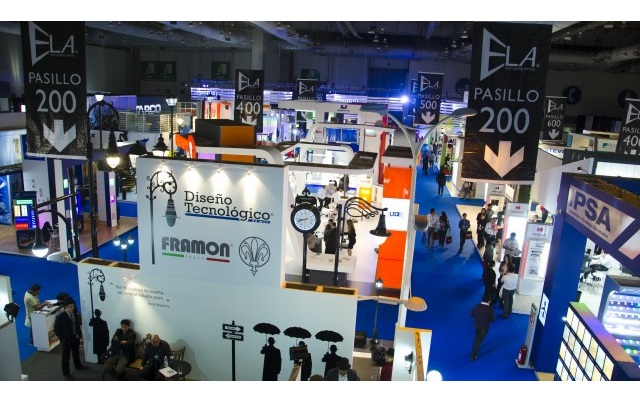 ELA Expo Lighting America 2018 México