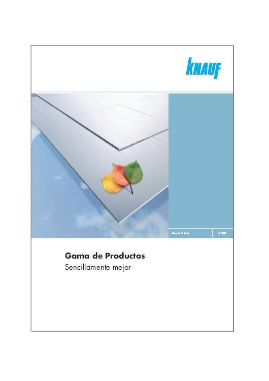 Catálogo de Herramientas – Knauf 2018