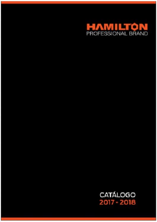 Catálogo de Herramientas – Hamilton – 2017/2018 – Argentina