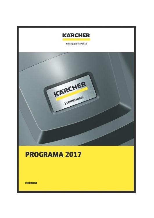 Catálogo de Herramientas – Karcher – 2017