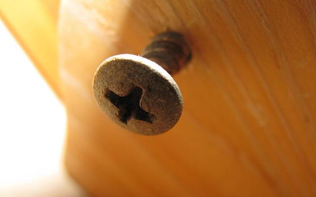 Tornillo para madera