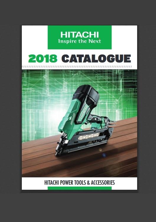 Catálogo de Herramientas & Accesorios – Hitachi – 2018