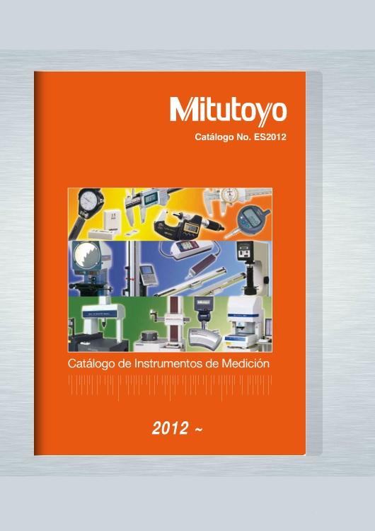 Catálogo de Herramientas – Mitutoyo – 2012