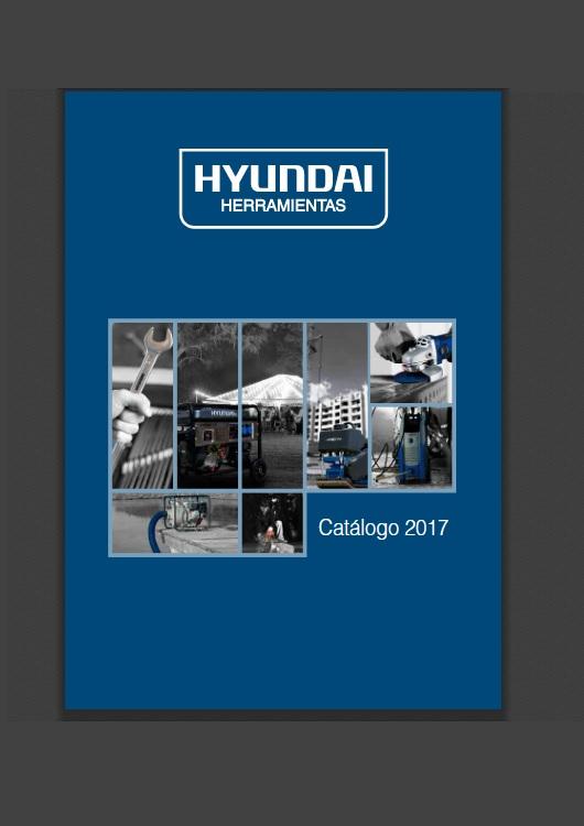 Catálogo de Herramientas – Hyundai – 2017