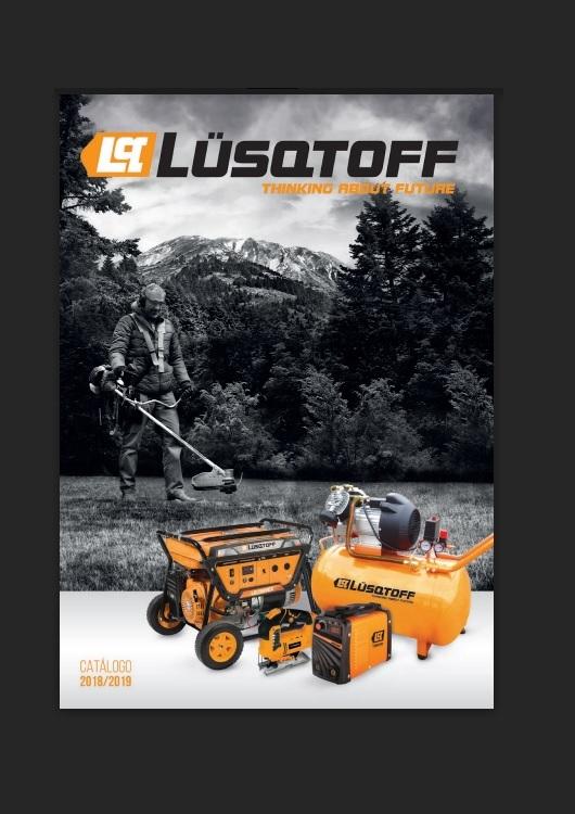 Catálogo de Herramientas – Lüsqtoff – 2018