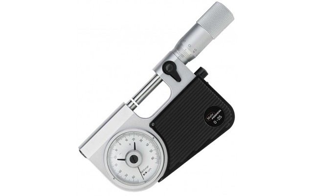 Dial micrometer