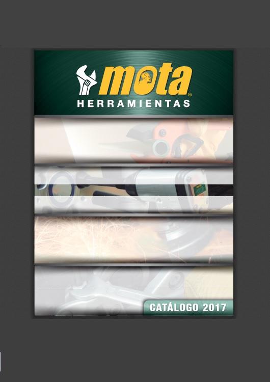 Catálogo de Herramientas Mota 2017