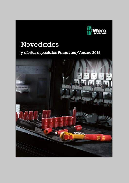 Catálogo Primavera-Verano Wera 2018