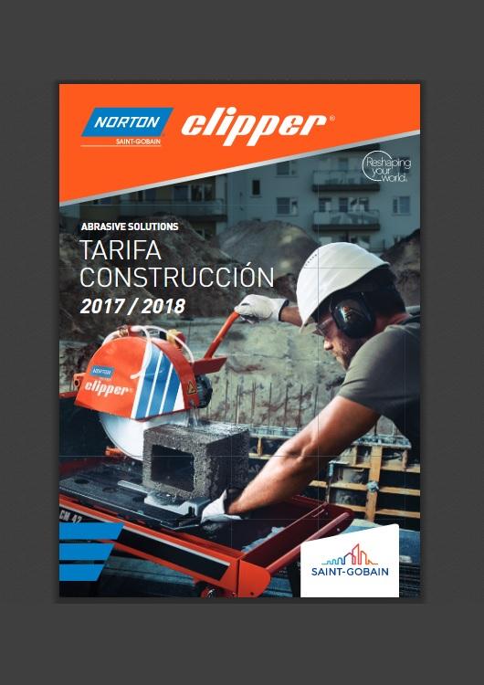 Catálogo de Herramientas – Clipper – 2017/2018