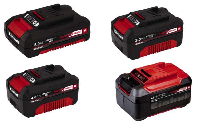 Baterías capacidad en amperes