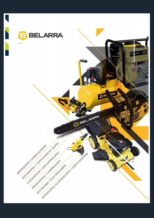 Catálogo de Herramientas – Belarra