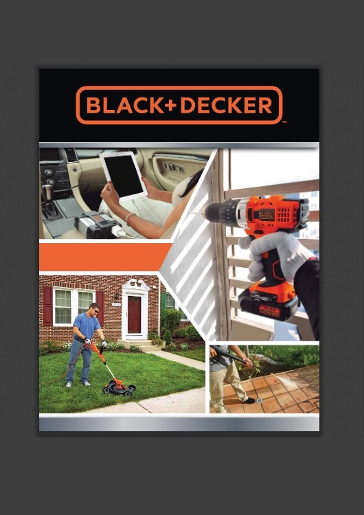 Catálogo Black and Decker 2017