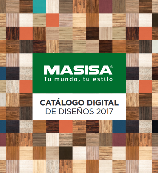 Catálogo de Diseños – Masisa – 2017