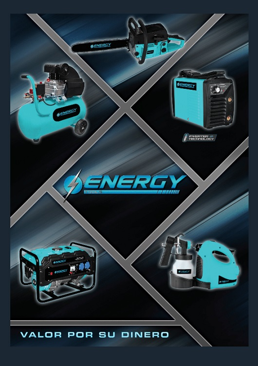 Catálogo de Herramientas – Energy