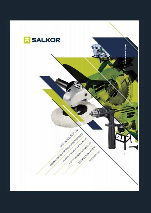 Catálogo de Herramientas – Salkor