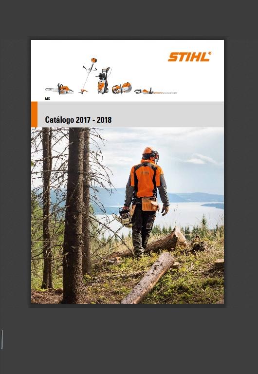 Catálogo Stihl 2017-2018