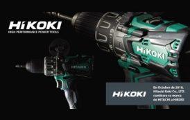 Hitachi cambió de nombre