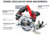 Review: Sierra Circular Einhell TE-CS 18 Li + Starter KIT PowerExchange