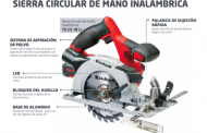 Review: Sierra Circular Einhell TE-CS 18 Li + Starter KIT Power X-Change