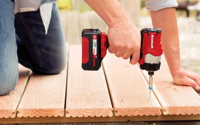 Mantenimiento de herramientas con motor sin escobillas o brushless