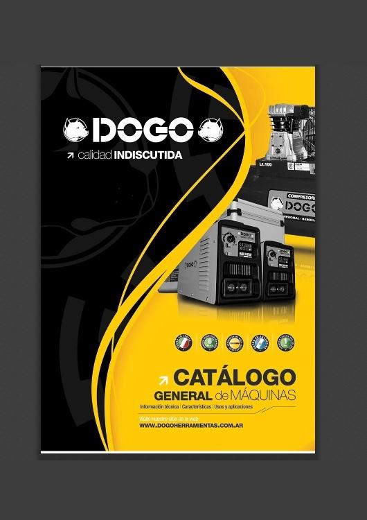 Catálogo de Máquinas – Dogo