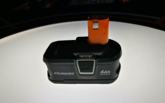 Lüsqtoff - Batería Power Link
