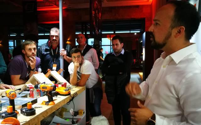 Emilio Zolezzi - Marketing Manager TTI - Demostraciones