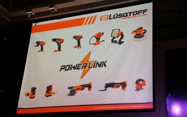 Presentacion - Herramientas POWER LINK