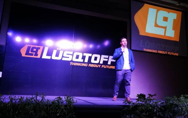 Interview Lüsqtoff/Thomás Martinoglio: «POWER LINK es un sueño en el que mi viejo me acompañó»