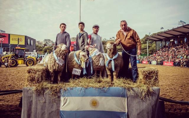 ExpoRural 2018 Argentina - Premios