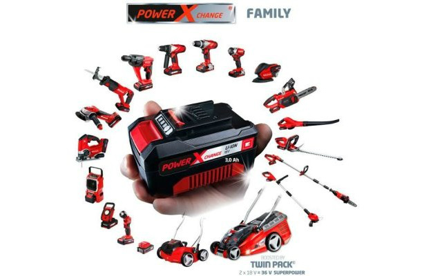 Línea de herramientas Power X-Change
