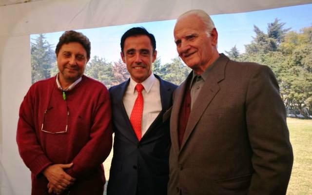 Bahco - José Luís Montenegro, Fernando Montenegro y Abel Pascualon