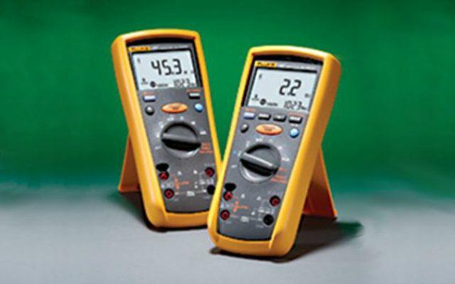 Multímetro para electricistas