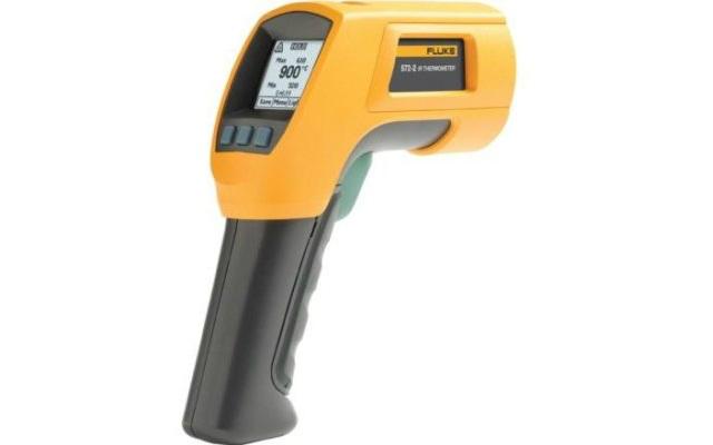 Pirómetro óptico de radiación
