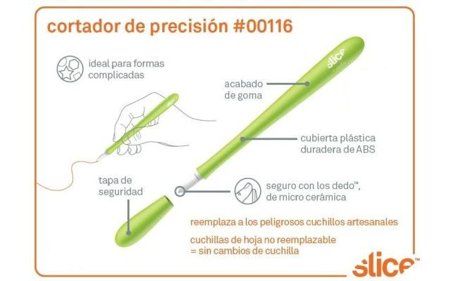 Slice - Cutter de presición