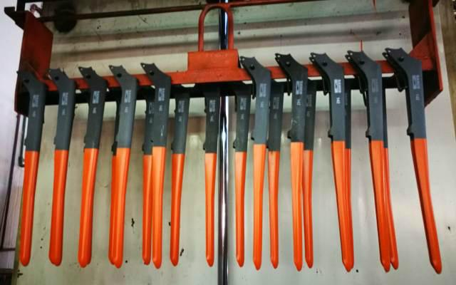 Fabricación de la llave para caño