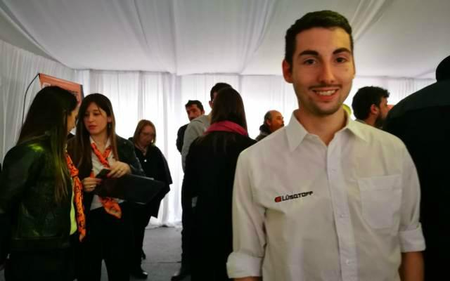 Diego Pérez - Responsable de los Servicios Técnicos